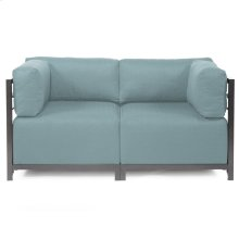 Axis 2pc Sectional Sterling Breeze Titanium Frame