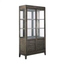Cascade Harrison Display Cabinet