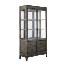 Cascade Harrison Display Cabinet