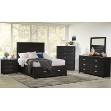Altamonte Queen 5pc Set- Bed, Dresser, Mirror, Nightstand, Chest