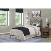 Madison Twin Headboard With Rails Product Image