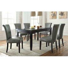 Newbridge Upholstered Metal Dining Chair