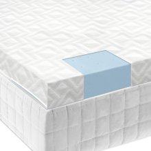 2.5 Inch Gel Memory Foam Mattress Topper Queen