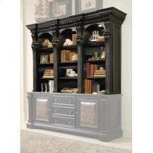 Home Office Telluride Bookcase Hutch