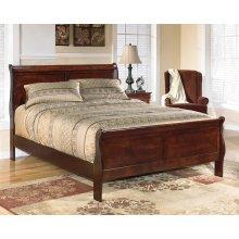 Alisdair - Dark Brown 2 Piece Bed Set (Queen)
