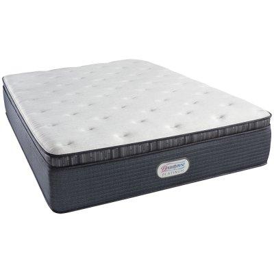 BeautyRest - Platinum - Daintree Landing - Luxury Firm - Pillow Top - Queen Product Image