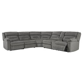 Malmaison - Ash 3 Piece Sectional