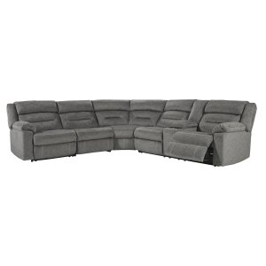 Malmaison - Ash 5 Piece Sectional