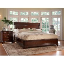 Charleston King Bed