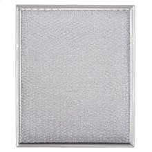 "Aluminum Replacement Grease Filter, 8-3/4"" x 10-1/2"""