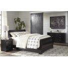 Huey Vineyard - Black 3 Piece Bed Set (Queen) Product Image
