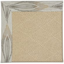 Creative Concepts-Cane Wicker Empress Grain Machine Tufted Rugs