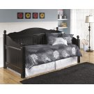Jaidyn - Black 2 Piece Bed Set (Twin) Product Image