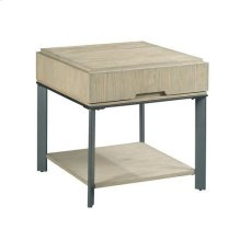 Sofia Rectangular Drawer End Table