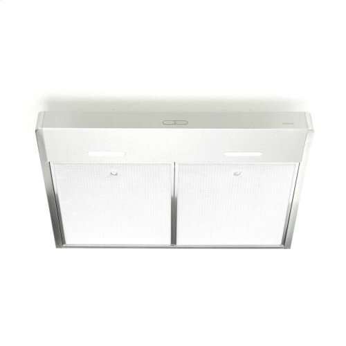 Tenaya 42-inch 300 CFM Stainless Steel Under-Cabinet Range Hood with LED light