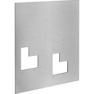 Stainless Steel Back Panel for Bi-Level EZ Bottle Filling Station Product Image