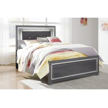 Lodanna - Gray 3 Piece Bed Set (Full)