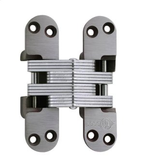 Model 418 Alloy Steel Invisible Hinge Unplated Product Image