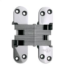 Model 220SS Stainless Steel Invisible Hinge Bright Stainless Steel