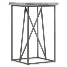 Living Room Besties Stone-Metal Martini Table