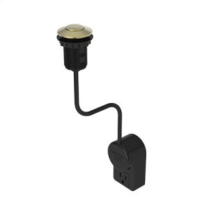 Forever Brass - PVD Air Activated Disposer Switch