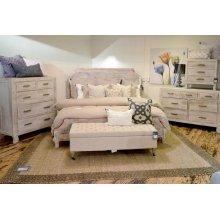 Aria 4 Pc Bedroom Set Qn