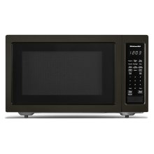 "21 3/4"" Countertop Microwave Oven with PrintShield Finish - 1200 Watt Black Stainless Steel with PrintShield™ Finish"