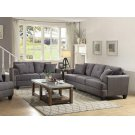 Samuel Charcoal Two-piece Living Room Set Product Image