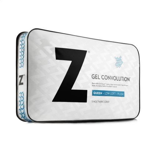 Gel Convolution® Queen Low Loft