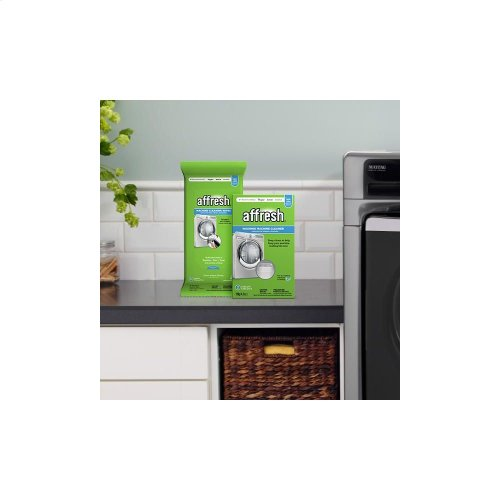 Washing Machine Cleaner Tablets - 6 Count