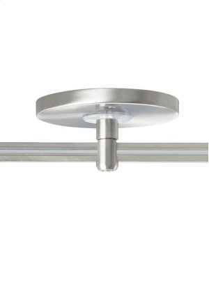 "MonoRail 4"" Round Power Feed Canopy Low-Profile Single-Feed Monorail 4"" Round Power Feed Canopy Low-profile Single-feed Product Image"