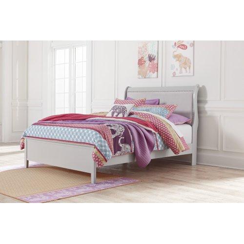 Jorstad - Gray 2 Piece Bed Set (Full)