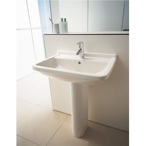 Starck 3 Washbasin 3 Faucet Holes Punched