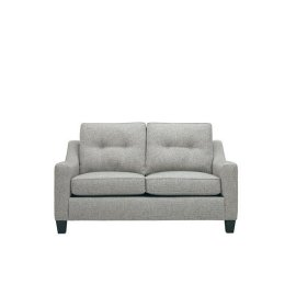 Loveseat - Shown in 123-06 SugarShack Gray Finish
