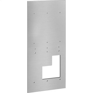 Stainless Steel Back Panel for Single EZ Bottle Filling Station Product Image