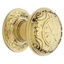 Lifetime Polished Brass 5067 Estate Knob