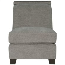 Franco Armless Chair in Mocha (751)