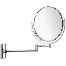 Chrome Plate Plain / magnifying (x5) pivotal mirror