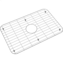 "Dayton Stainless Steel 22-3/4"" x 14-3/4"" x 1"" Bottom Grid"