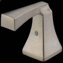 Spotshield Stainless Metal Lever Handle Set - 2H Bathroom