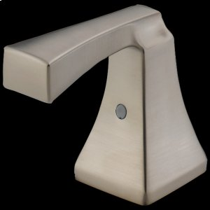 Spotshield Stainless Metal Lever Handle Set - 2H Bathroom Product Image