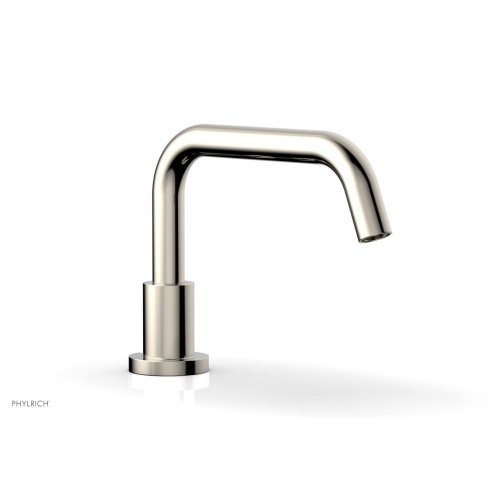 BASIC Deck Tub Spout D5132 - Polished Nickel