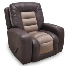 Rocker Recliner w/Cupholder & AIR FLOW Technology
