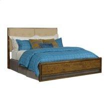 Traverse Queen Patternmaker Bed Complete