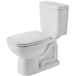D-code Two-piece Toilet