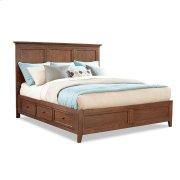 San Mateo Storage Bed  Tuscan Product Image