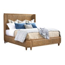 Ivory Coast Woven Bed Queen