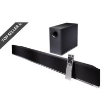 """38"""" 2.1 Home Theater Sound Bar with Wireless Subwoofer"""