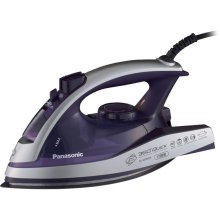 360° Quick Multi-Directional Steam/Dry Iron with Curved Alumite Soleplate NI-W950A