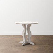 Antiquities Shropshire Planked End Table